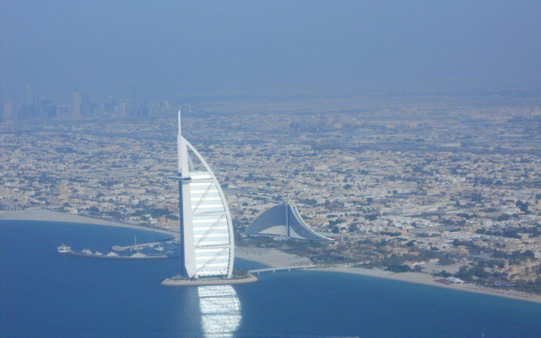 Mi selección de hoteles en Dubai