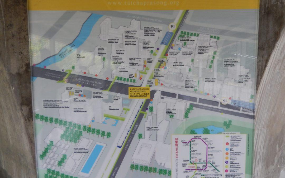 Mi selección chic en Ratchaprasong: hoteles, templos y shopping