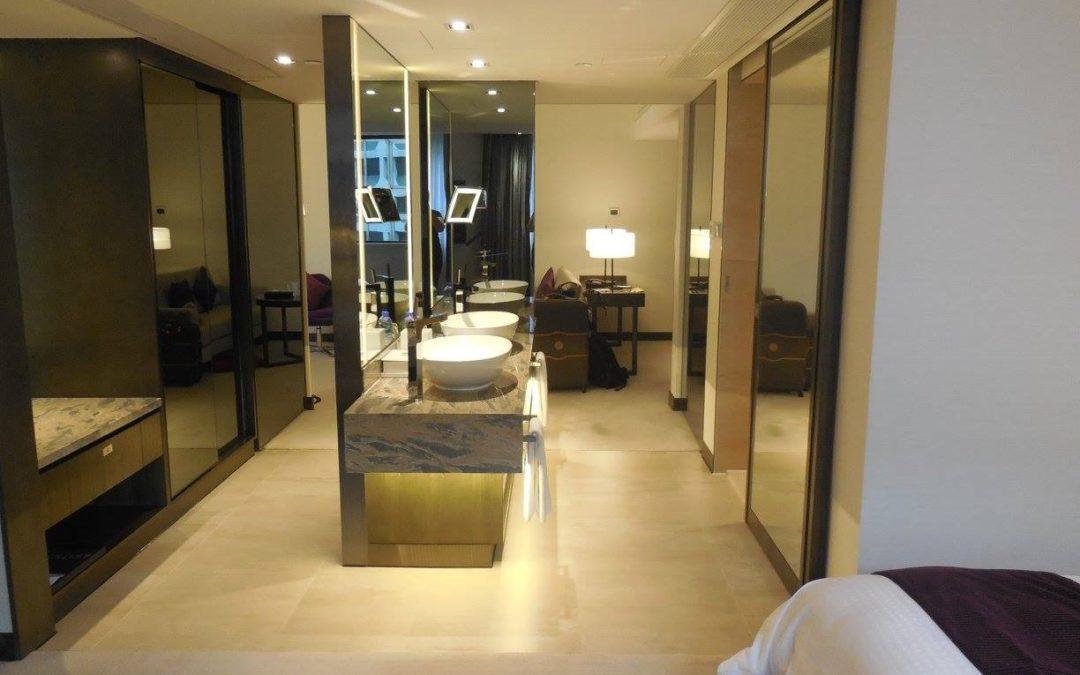 Mi experiencia en el hotel Gateway y en Harbour City, Hong Kong