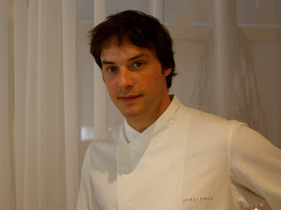 Entrevista al Chef Jordi Cruz