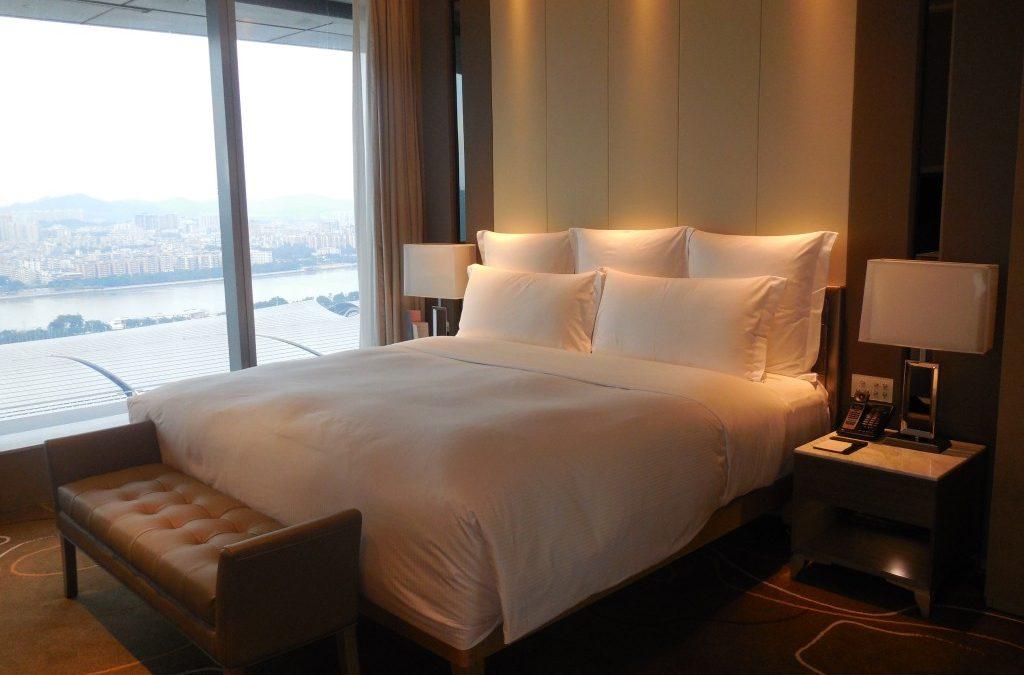 Mi selección de hoteles en Guangzhou