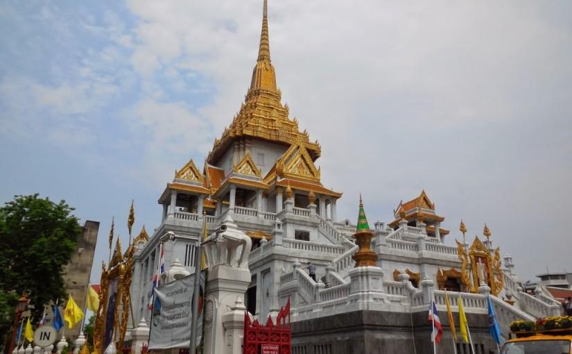 Qué visitar en los alrededores de Bangkok