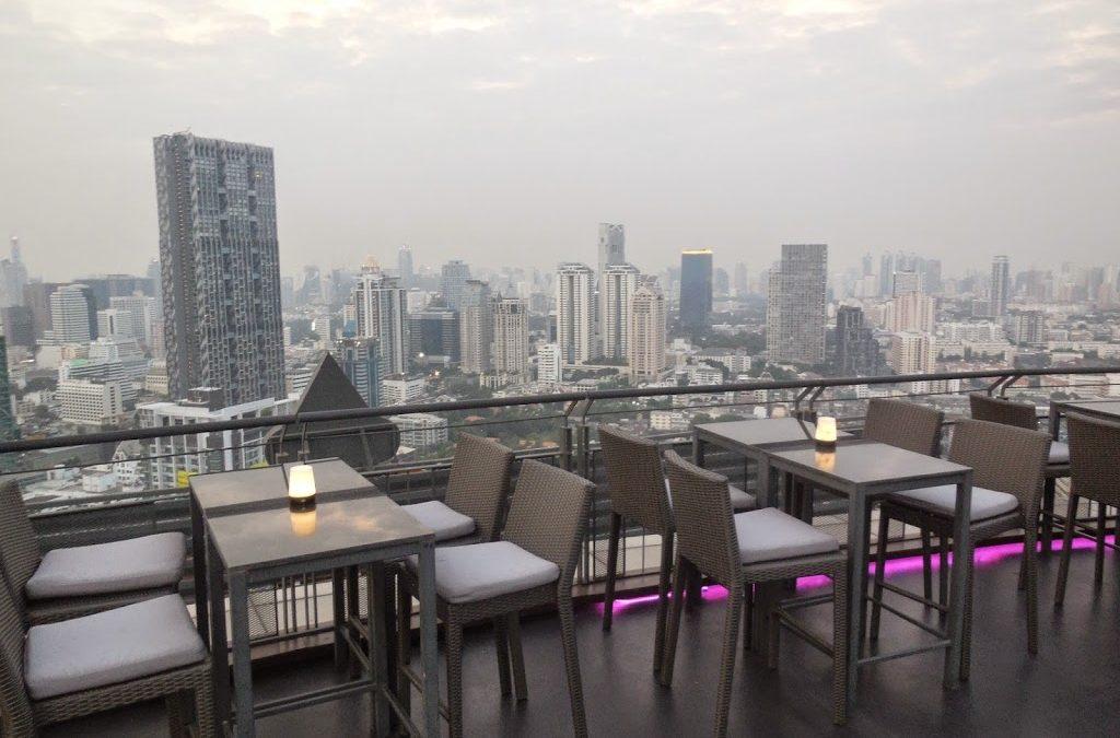Mi selección de terrazas en Bangkok