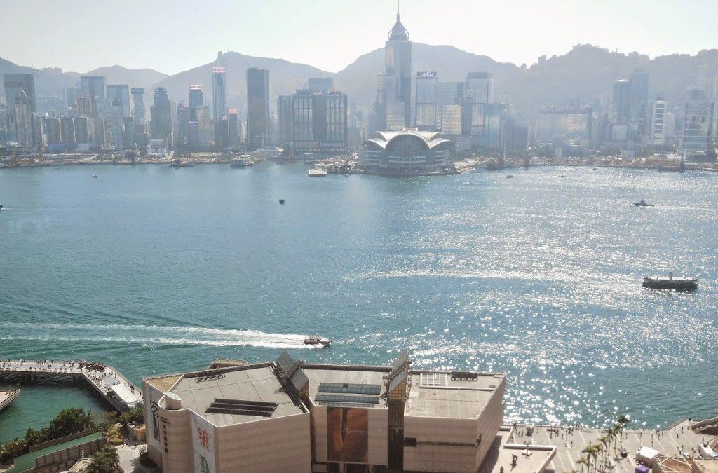 Mi selección de hoteles en Hong Kong