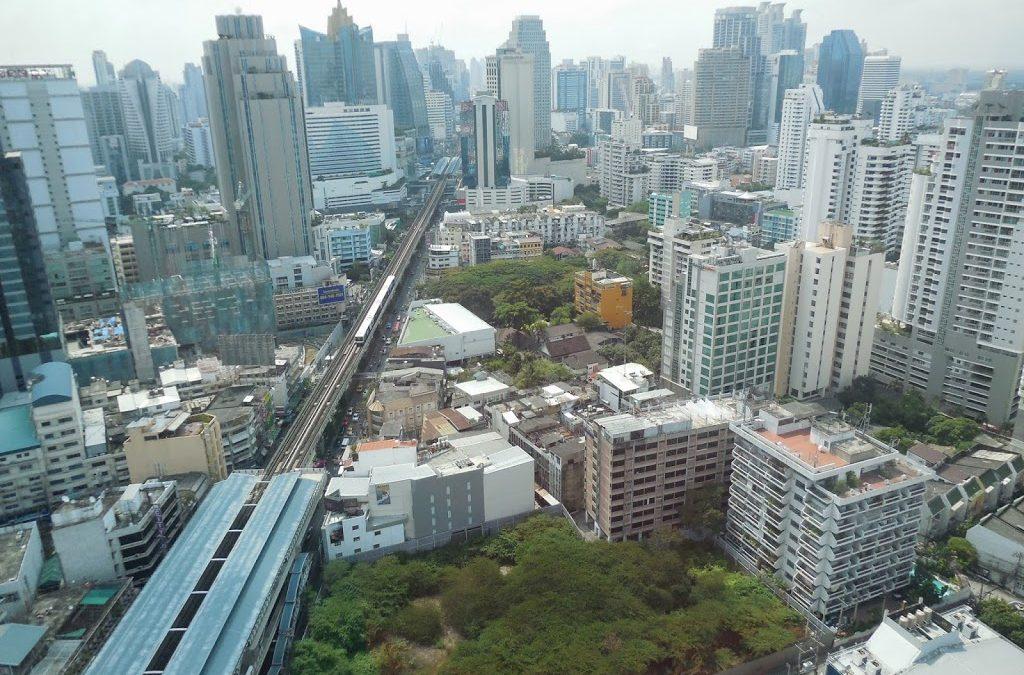 Mi selección de hoteles de lujo en Bangkok
