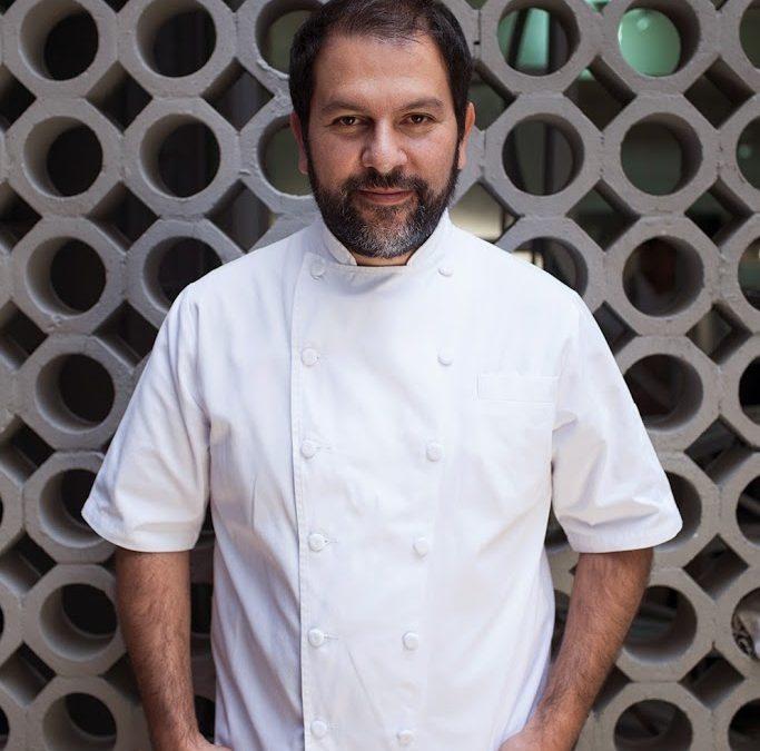 Entrevista Chef Enrique Olvera