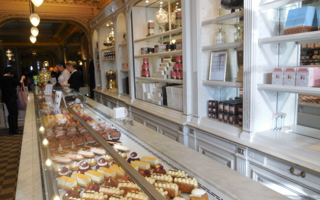 Mi selección de pâtisseries en París