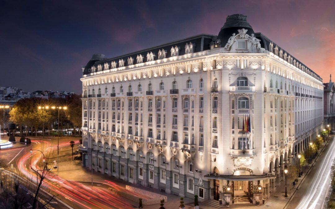¿Por qué The Westin Palace es mi hotel en Madrid?