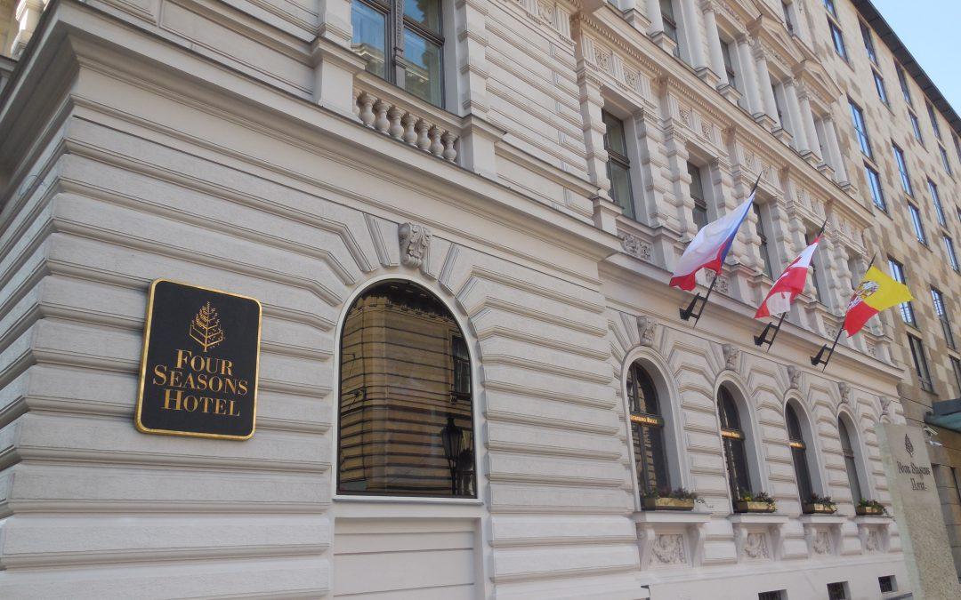 Mi selección de hoteles en Praga