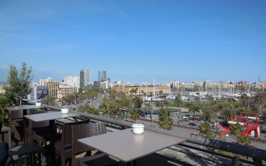 Mi selección de terrazas de hotel en Barcelona