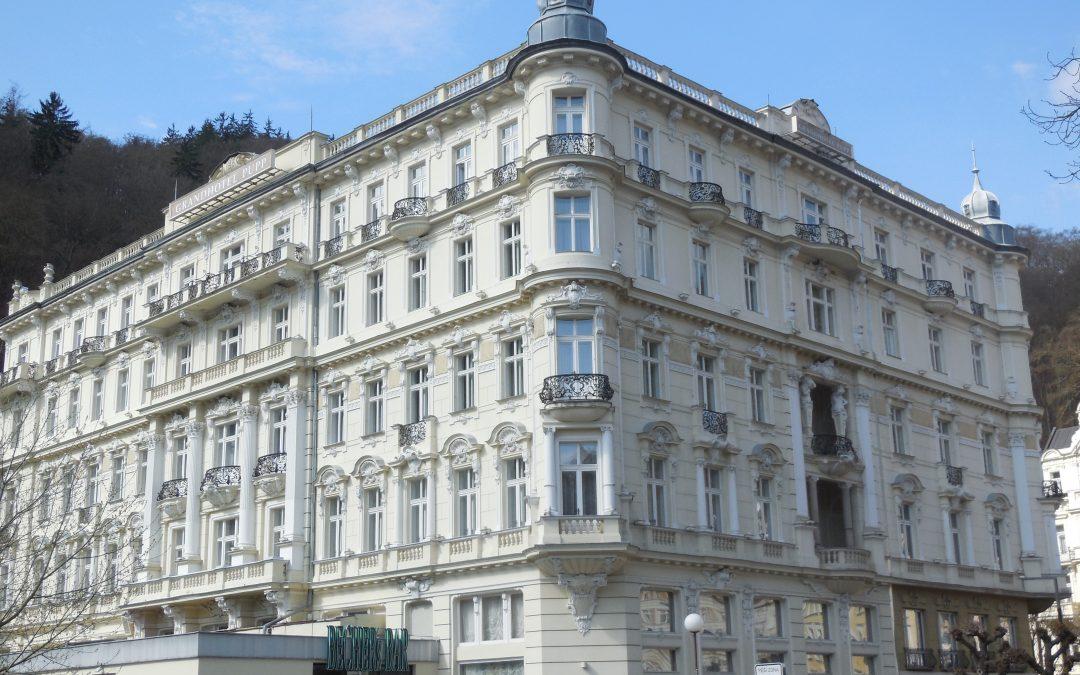 Mi selección de hoteles en Karlovy Vary