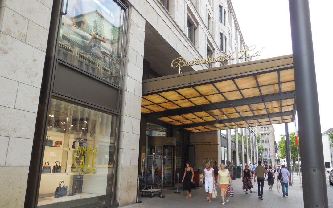 Mi selección de hoteles en Düsseldorf