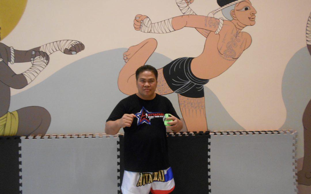 Mi experiencia Muay Thai con Mandarin Oriental Bangkok
