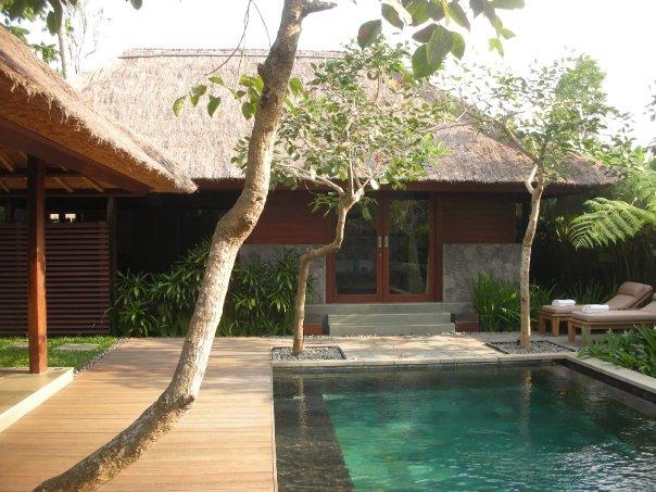 Mi selección de hoteles en Bali