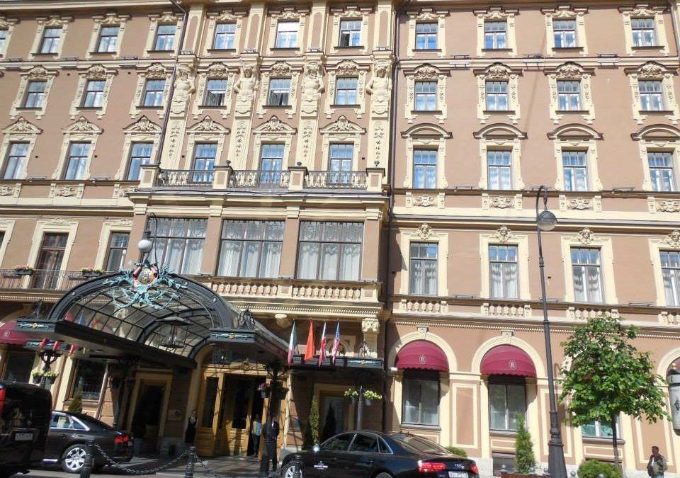 Mi experiencia en Belmond Grand Hotel Europe, San Petersburgo
