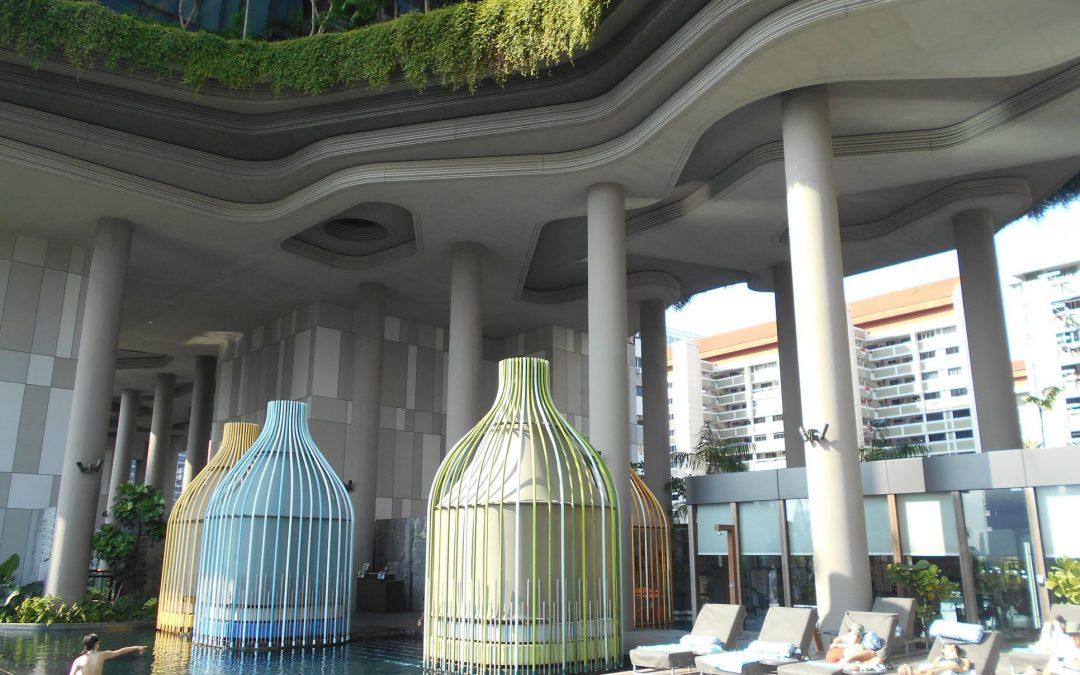 Mi selección de hoteles en Singapur