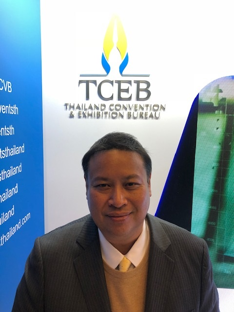 MICE business in Thailand: my Interview with Khun Chiruit Isarangkun Na Ayuthaya, TCEB President