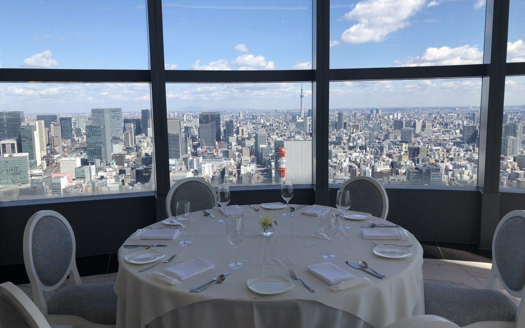 Mi selección chic en Shiodome y Ginza (Tokio): diseñadores, restaurantes y shopping