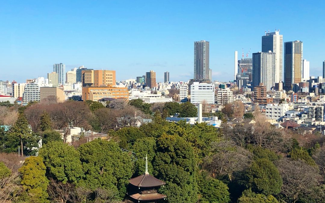 Mi selección de hoteles en Tokio