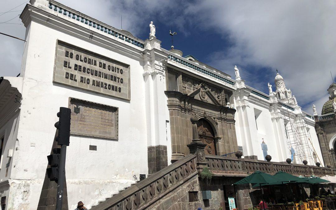 Mis sugerencias culturales en Quito
