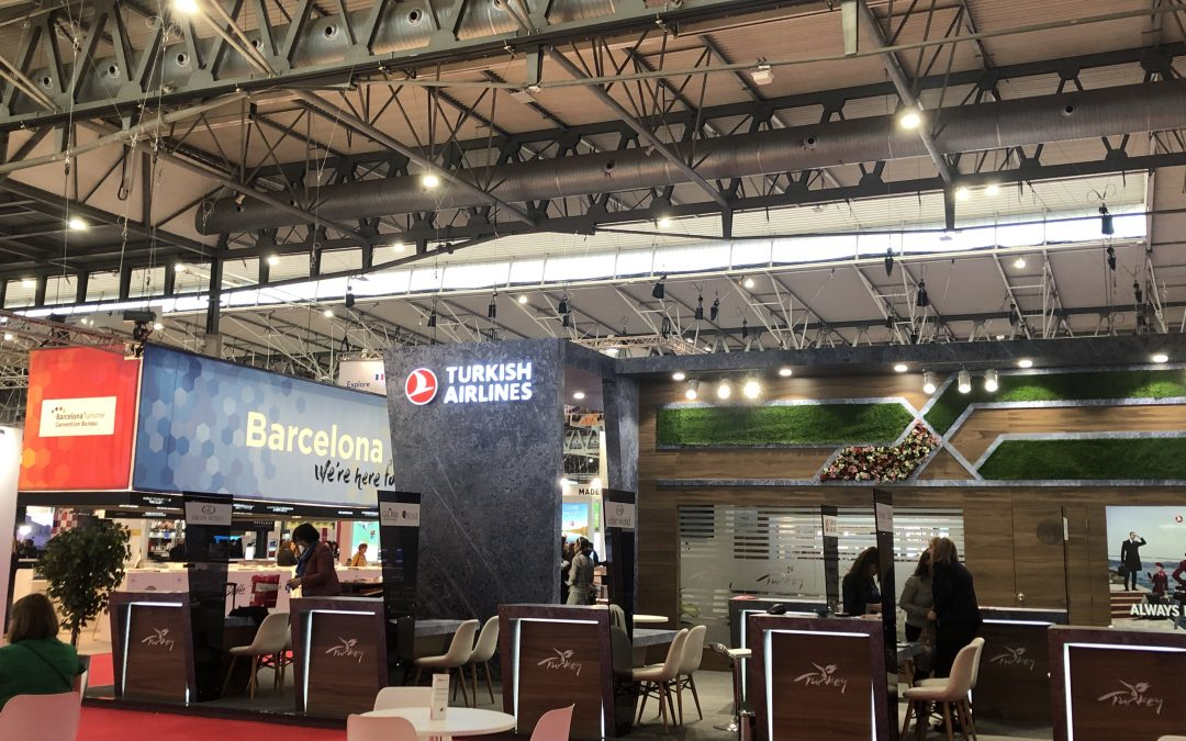 Highlights in IBTM 2019 and my selected newcomers to the MICE industry