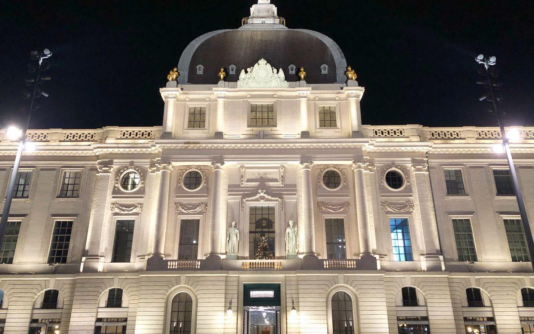 Mi experiencia en Intercontinental Lyon-Hôtel Dieu