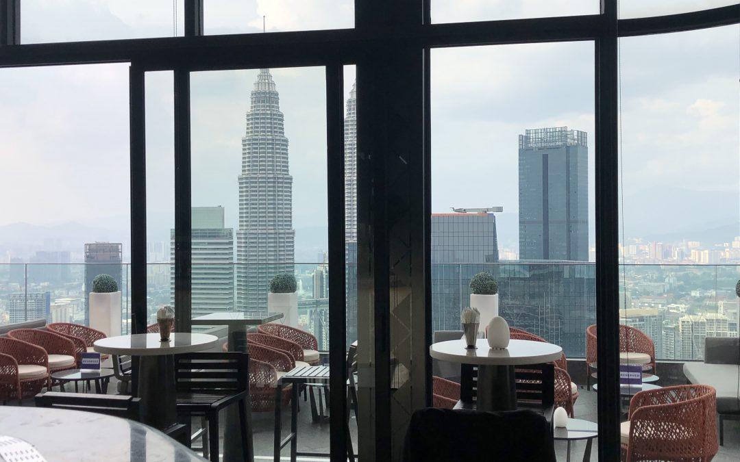 Las mejores terrazas de Kuala Lumpur para ver las Torres Petronas