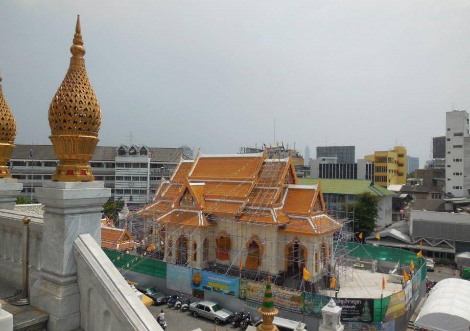 Mi selección de hoteles boutique y asequibles en Bangkok