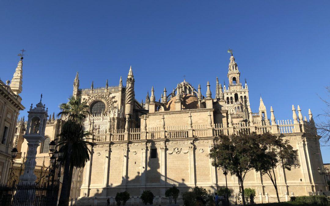 Mis imprescindibles en Sevilla