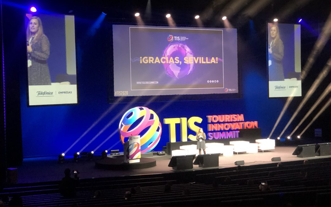 TlS 2020, the first Tourism Innovation Summit in Seville