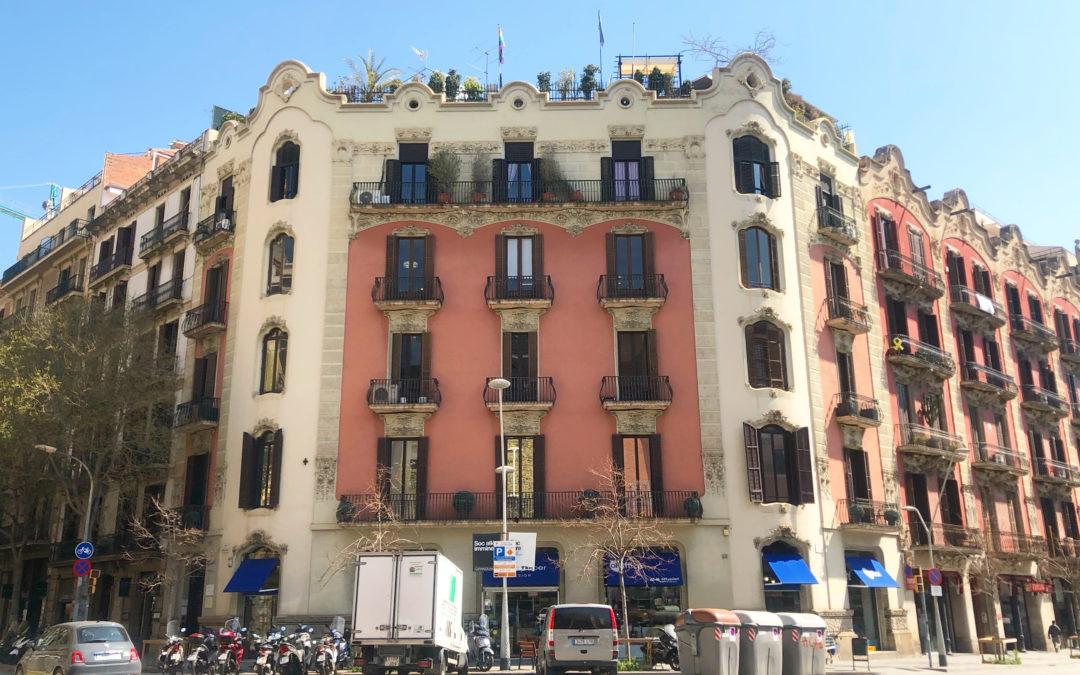 Mis 10 chaflanes favoritos en Barcelona