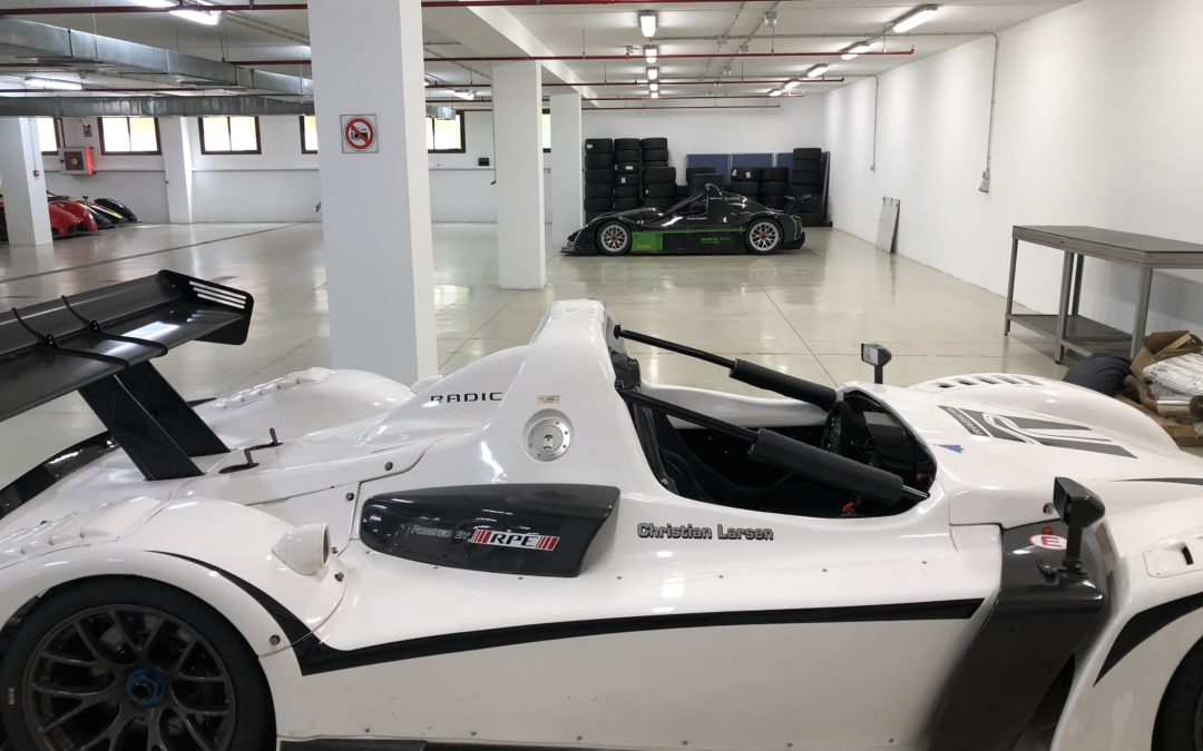 """Circuito Ascari, el circuito """"secreto"""" para los locos del volante en Ronda, Costa del Sol"""