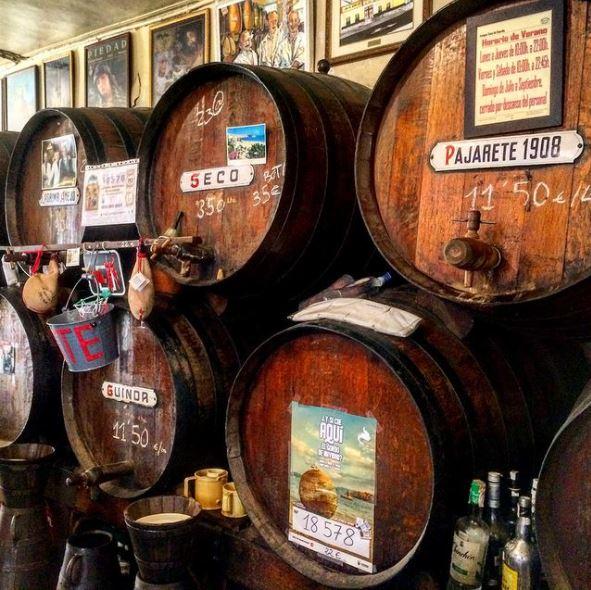 Los 5 mejores bares de vinos en Málaga