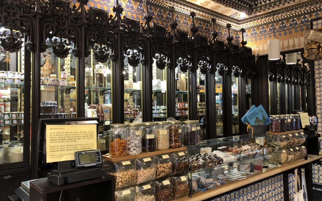 Ruta de establecimientos históricos en Mataró (Barcelona)