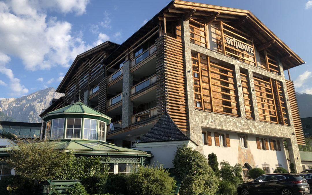 Mi escapada de bienestar de lujo en Tirol