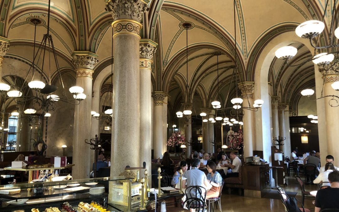Mi selección de cafés históricos en Viena
