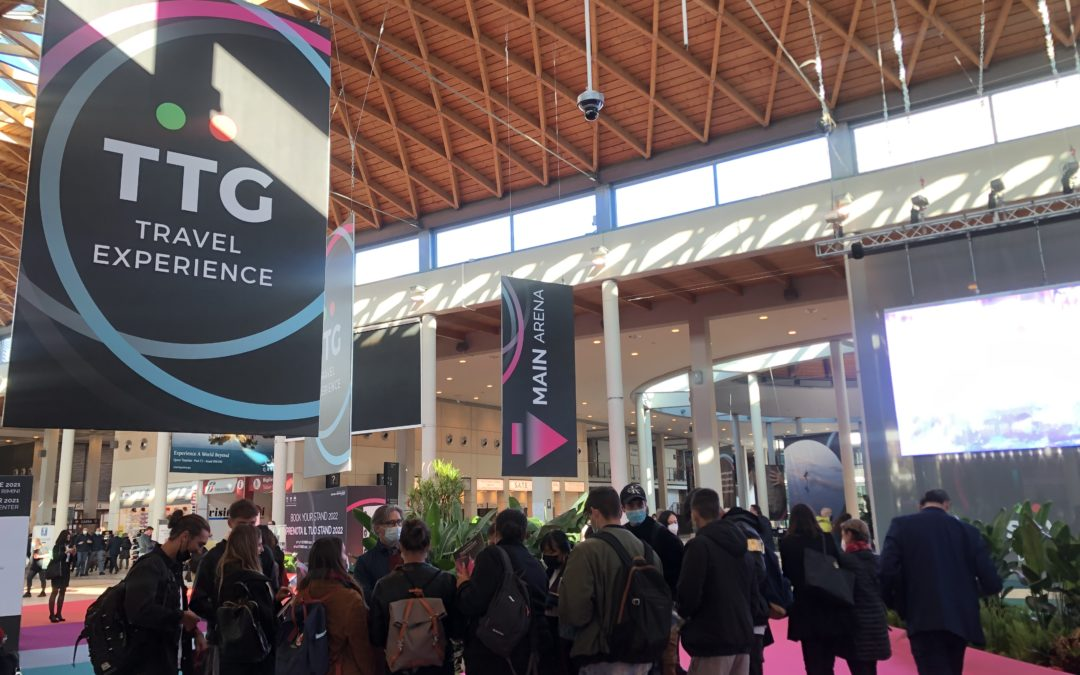 10 hightlights in TTG Travel Experience, Rimini (Italy)